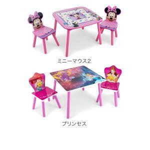 【お盆もあすつく】デルタ Delta テーブル & チェア 2脚 セット Table & Chair Set 子供部屋 キッズ 机 イス 木製 椅子|glv|04