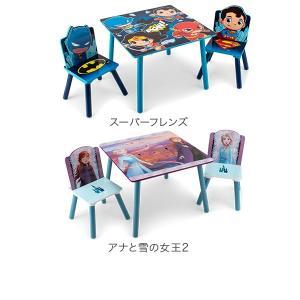 【お盆もあすつく】デルタ Delta テーブル & チェア 2脚 セット Table & Chair Set 子供部屋 キッズ 机 イス 木製 椅子|glv|08