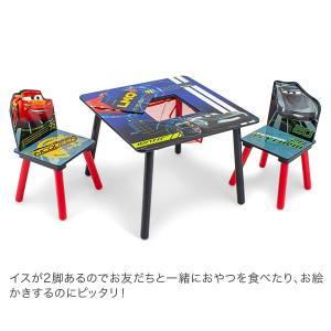【お盆もあすつく】デルタ Delta テーブル & チェア 2脚 セット Table & Chair Set 子供部屋 キッズ 机 イス 木製 椅子|glv|10