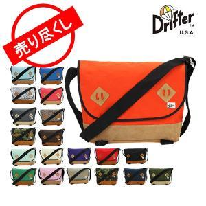 赤字売切り価格ドリフター DrifterTown Messenger M メッセンジャー Messenger Bag M-Cordura Nylon 720 glv