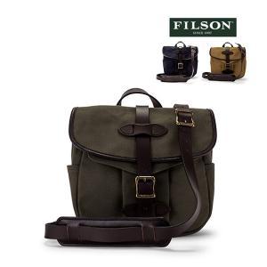 フィルソン Filson ショルダーバッグ スモール フィールドバッグ Field Bag - Small Sサイズ 70230 メンズ レディース|glv