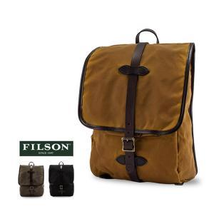 フィルソン FILSON ティンクロスバッグパック Tin Cloth Backpack 70017|glv