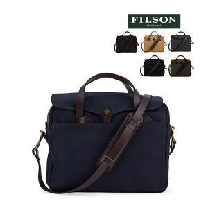 フィルソン Filson オリジナル ブリーフケース Original Briefcase 70256 ショルダーバッグ ビジネスバッグ メンズ|glv