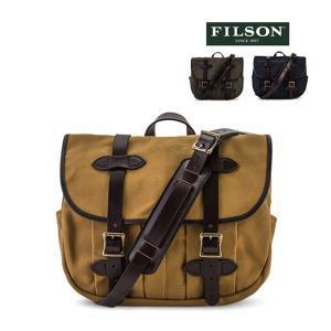 フィルソン Filson ショルダーバッグ ミディアム フィールドバッグ Medium Field Bag Mサイズ 70232 メンズ レディース|glv