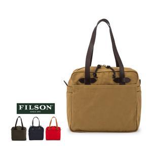 フィルソン FILSON ジッパートートバッグ Zippered Tote Bag 70261|glv