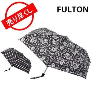 フルトン Fulton 傘 折り畳み傘 レディース ミニフラ...