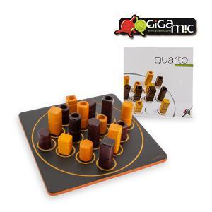 ギガミック Gigamic クアルト QUARTO ボードゲーム GCQA 3.421271.300...