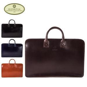 グレンロイヤル Glen Royal ブリーフケース ジップトップケース 02-5258 Briefcase Zip Top Case バッグ ビジネス レザー GLENROYAL|glv