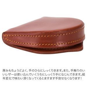 グレンロイヤル Glen Royal 小銭入れ 馬蹄型コインケース 03-6202 coin tray purse メンズ レザー GLENROYAL glv 04