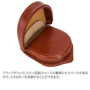 グレンロイヤル Glen Royal 小銭入れ 馬蹄型コインケース 03-6202 coin tray purse メンズ レザー GLENROYAL glv 07