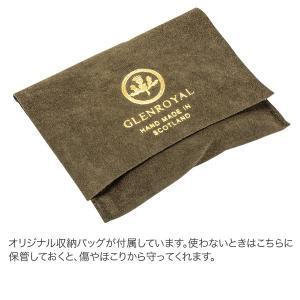 グレンロイヤル Glen Royal 小銭入れ 馬蹄型コインケース 03-6202 coin tray purse メンズ レザー GLENROYAL glv 09
