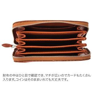 グレンロイヤル Glen Royal ラウンドファスナー財布 小銭入れ 03-4804 zip round purse メンズ レザー GLENROYAL|glv|07