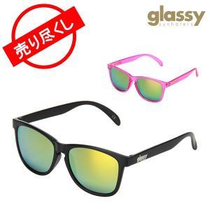 赤字売切り価格グラッシーサンヘイターズ Glassy Sunhaters デリック サングラス Deric|glv