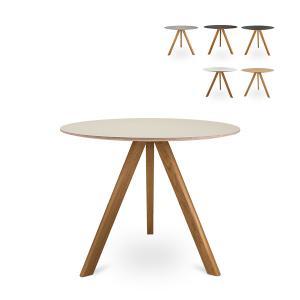 ヘイ Hay ラウンドテーブル 直径90cm コペンハーグ ダイニングテーブル CPH 20 Copenhague 木製 glv