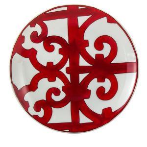 エルメス Hermes ブレッド&バタープレート Balcon du Guadalquivir Bread and Butter plate 皿 17cm 2個セット|glv|04