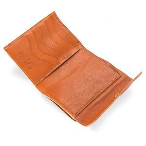 イルビゾンテ Il Bisonte 二つ折り財布 ウォレット C0421 財布 レザー 革 キャッシュレス glv 11