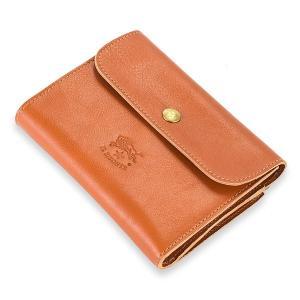 イルビゾンテ Il Bisonte 二つ折り財布 ウォレット C0421 財布 レザー 革 キャッシュレス glv 10