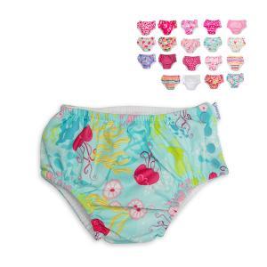 アイプレイ Iplay 水着 女の子用 オムツ機能付 スイムパンツ プール 水遊び スイミング べビ...