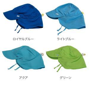 アイプレイ Iplay 帽子 サンウェア フラップ付 紫外線防止 UVカット キャップ Sun Wear Flap Sun Protection Hat アウトドア べビー 赤ちゃん|glv|03