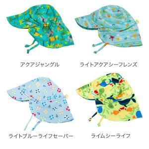 アイプレイ Iplay 帽子 サンウェア フラップ付 紫外線防止 UVカット キャップ Sun Wear Flap Sun Protection Hat アウトドア べビー 赤ちゃん|glv|05