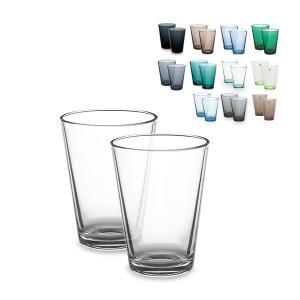 イッタラ カルティオ グラス 2個セット タンブラー ガラス 北欧 コップ 食器 シンプル 洋食器 ...