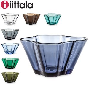 イッタラ iittala アルヴァ・アアルト Aalto ボウル スモールボウル 75mm 食器 小物入れ ガラス 北欧|glv