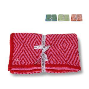 カシウェア KASHWERE 国内検針済 ベビーブランケット ダイヤモンドパターン Half Blanket - Diamond Pattern (Lt. Gauge)|glv