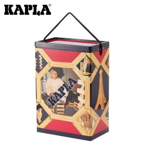 【お盆もあすつく】カプラ KAPLA 魔法の板 200 積木 おもちゃ 子供 glv