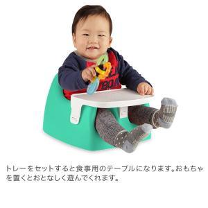 カリブ KARIBU ベビーチェア 3ヶ月〜14ヶ月 ソフトチェアー トレイセット(トレイ付) PM3386 Karibu Seat with plastic Tray|glv|07