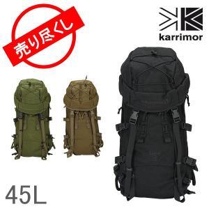 赤字売切り価格カリマー karrimor バックパック Backpack セーバー SF Sabre 45 SF 45 45L リュックサック ミリタリー|glv