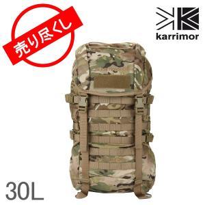 赤字売切り価格KARRIMOR カリマー Predator 30 プレデター30 Multicam マルチカム 30L M050M1 リュックサック ミリタリー|glv