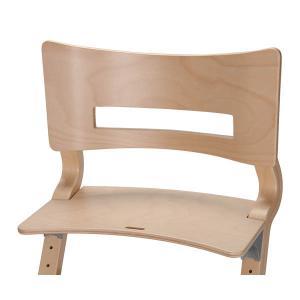【全品あすつく】リエンダー ハイチェア 3年保証 木製 子どもから大人まで イス 北欧家具 椅子 ベビーチェア 出産祝い プレゼント Leander High Chair glv 12