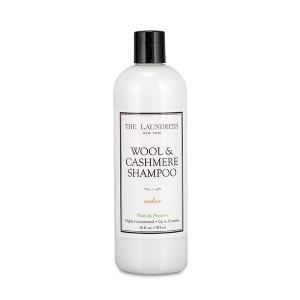 【あすつく】 ザ・ランドレス 洗濯用洗剤 ウール&カシミア シャンプー シダー 0.475L 475...