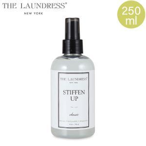 ザ・ランドレス 衣類ケア スティフィンアップ 0.25L 250ml アメリカ アイロンのり スプレー S-016  The Laundress Stiffen-Up  Classic
