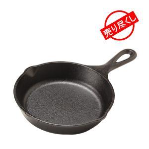 ロッジ Lodge ロジック スキレット 6-1/2インチ L3SK3 Lodge Logic Skillet フライパン グリルパン アウトドア 新生活