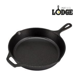 ロッジ Lodge ロジック スキレット 10-1/4インチ L8SK3 Lodge Logic S...