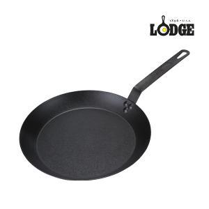 ロッジ Lodge シーズンスチールスキレット 12インチ CRS12 Seasoned Steel...