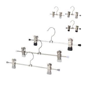 マワ Mawa ハンガー クリップ 各10本セット 17cm 30cm マワハンガー Clip K 17/D 30/D mawaハンガー まとめ買い パンツ スカート用 収納|glv