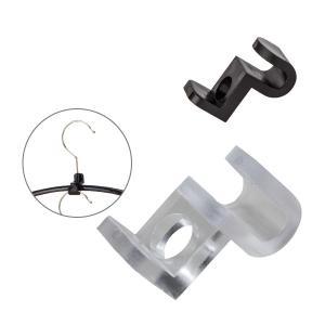 マワ Mawa ハンガーコネクター 各6個セット 連結フック パーツ 2500 コネクター 取り付け 簡単 マワハンガー クローゼット|glv