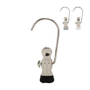 マワ Mawa モノクリップ 5本セット K1 手袋 帽子 ノンスリップ すべらない マワハンガー クリップ 洗濯バサミ 洗濯物 フック付き|glv