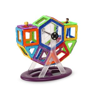 【お盆もあすつく】マグフォーマー 46ピース Special Set スペシャルセット Carnival Set カーニバルセット おもちゃ 玩具 知育玩具 キッズ 63074|glv|03