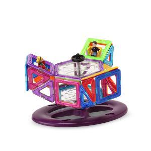 【お盆もあすつく】マグフォーマー 46ピース Special Set スペシャルセット Carnival Set カーニバルセット おもちゃ 玩具 知育玩具 キッズ 63074|glv|04