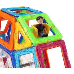 【お盆もあすつく】マグフォーマー 46ピース Special Set スペシャルセット Carnival Set カーニバルセット おもちゃ 玩具 知育玩具 キッズ 63074|glv|06
