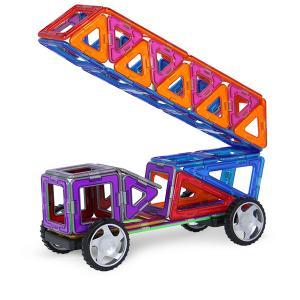 【お盆もあすつく】マグフォーマー Magformers 144 ピース Smart Set スマートセット おもちゃ 玩具 知育玩具 キッズ 63082 空間認識 展開図|glv|03