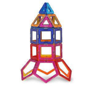 【お盆もあすつく】マグフォーマー Magformers 144 ピース Smart Set スマートセット おもちゃ 玩具 知育玩具 キッズ 63082 空間認識 展開図|glv|05