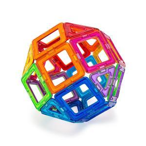 【お盆もあすつく】マグフォーマー Magformers 30ピースセット おもちゃ 玩具 知育玩具 キッズ 空間認識 展開図|glv|03