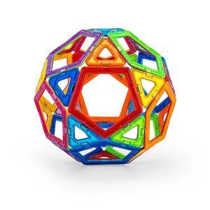 【お盆もあすつく】マグフォーマー Magformers 62ピース おもちゃ 玩具 知育玩具 キッズ 空間認識 展開図 glv 02