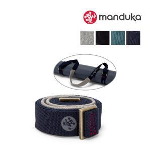 【あすつく】 マンドゥカ Manduka ヨガマット ストラップ コミューター マットスリング Th...
