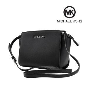 Michael Kors マイケルコース メッセンジャー セルマ ブラック 30T3SLMM2L ファッション ウィメンズ|glv