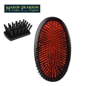 メイソンピアソン ヘアブラシ センシティブ ミリタリー ダークルビー SB2M ヘアケア ブラシ Mason Pearson glv
